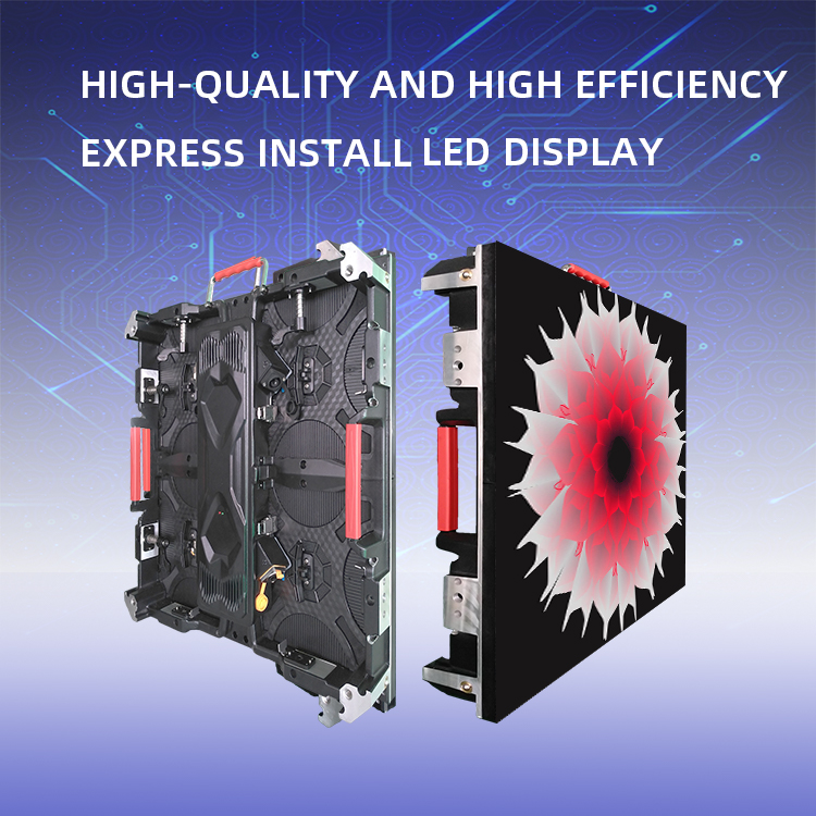 Led Screen HD 3.91 Indoor Full Color Led Display Customized  LED Wall led rental outdoor led display led display screen