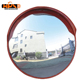 Outdoor plastic security protection convex rear view dome mirror