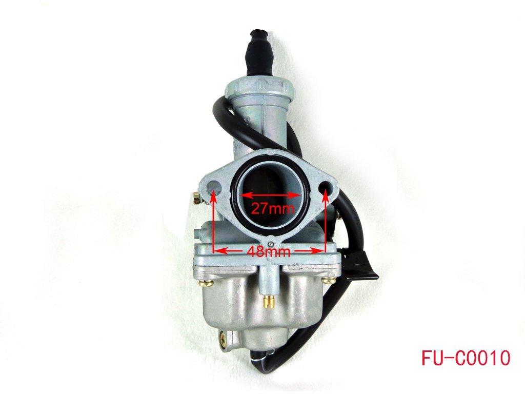 Pz27 Carburetor 27mm Carb 150cc 200cc 250cc Taotao Sunl Manual Guide