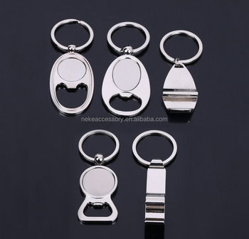 hotselling Custom Bottle Opener keychain with customized logo