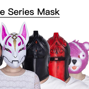 2018 Epic Games' Fortnite latex Halloween Mask drop shipping