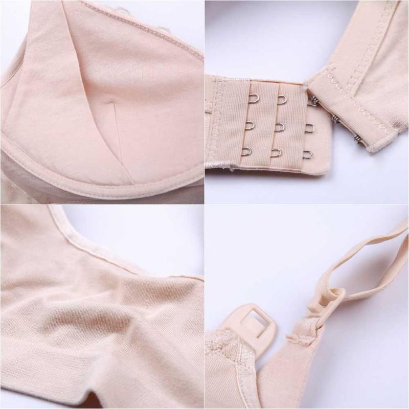 2019 Modal Cotton + Spandex Pregnant Bra Underwear Maternity ... 2b0c519b0