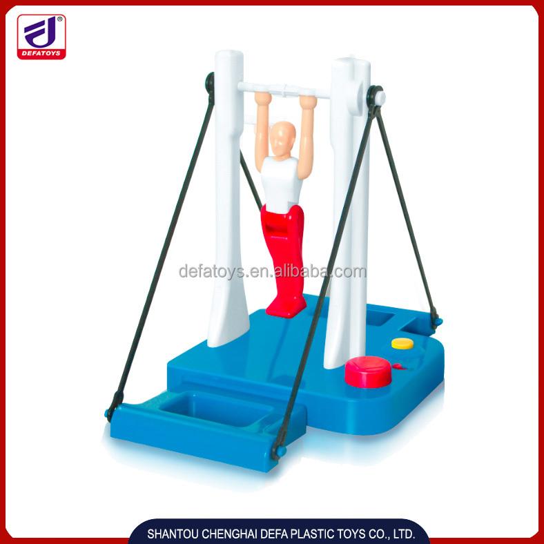 educational plastic BO gymnastics single shot prince sport top selling toys for sale