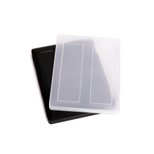 Pp Simple Style Portable Document Storage A4 Letter Size File Filing Product Box Plastic Case