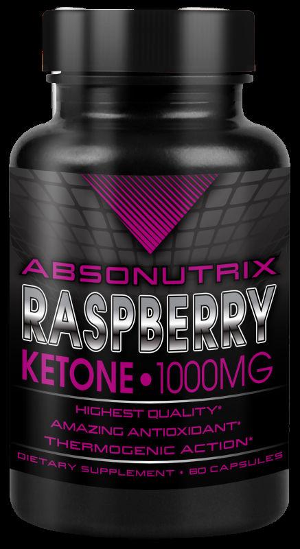 Absonutrix Raspberry Ketones 1000mg Buy Organic Raspberry