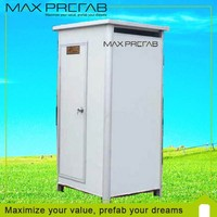 USD 200 Coupon High Quality Modular Portable Toilets Manufacturers