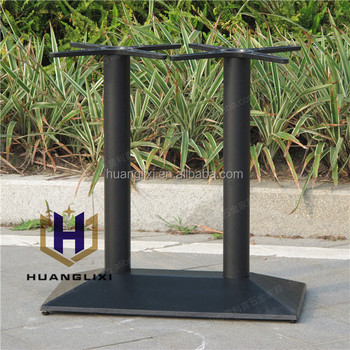 Black Wrought Iron Table Legs For Sale Buy Black Cast Iron Table