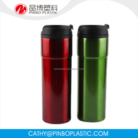 Newest Design Top Quality Stainless Steel And PP Mug Coffee
