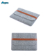 Carry Pouch Bag for macbook air 13inch felt Envelope style Sleeve bag for macbook pro