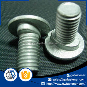 Manufacturer Galvanised Guard Rail Bolts , Splice Bolts