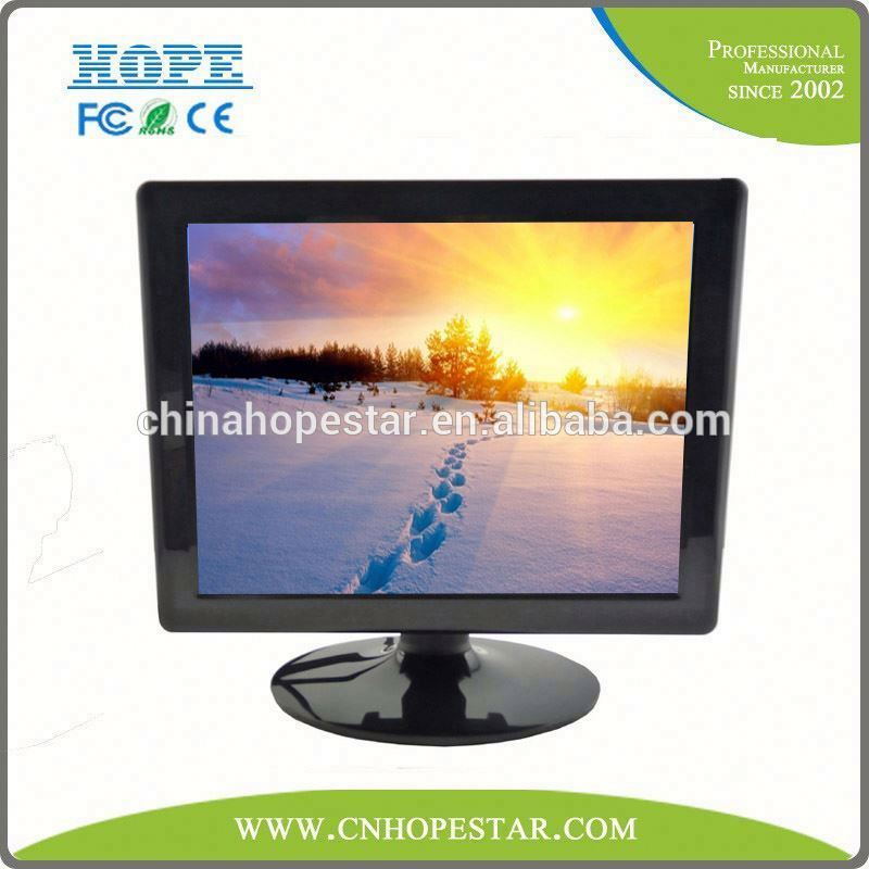 best selling 15 -inch LED electronic games dedicated desktop computer LCD monitor for computer use