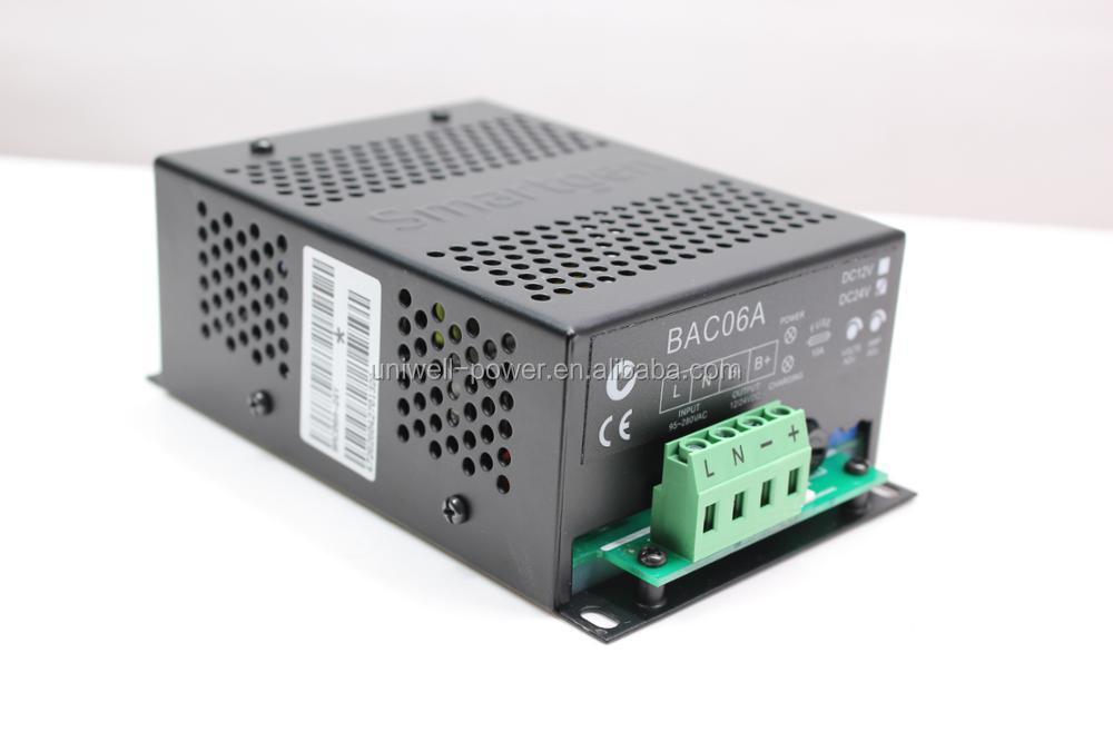 12v 24v Smartgen Bac06a Battery Charger  View Battery
