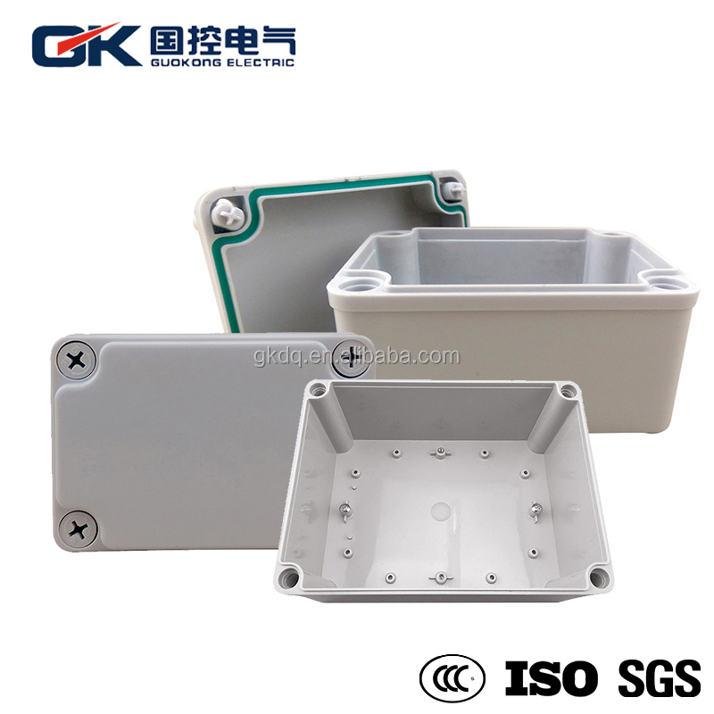 Guokong Electronic waterproof Plastic junction box