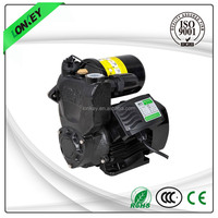 microcomputer auto self-priming water pump, domestic clean water pump with pressure tank