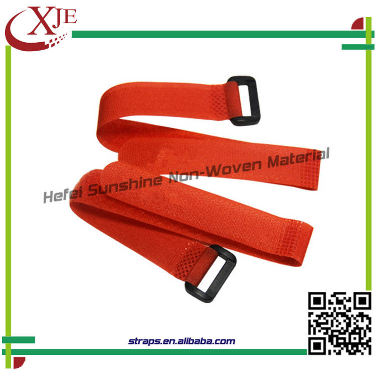 Anti-Slip Sliding Proof Hook And Loop Strap Bandage With Logo