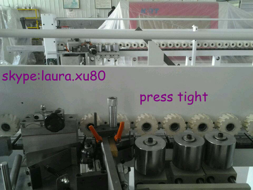 R5 Automatic Edge Banding machine with CE certificate