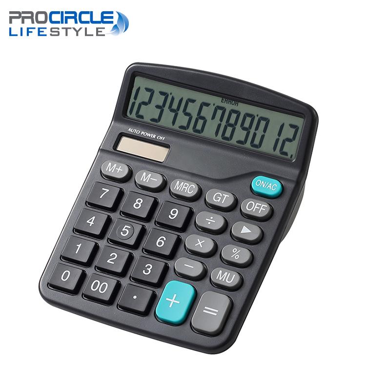2-Line Engineering Standard Function Handheld Portable Scientific Calculator with Table Calculator