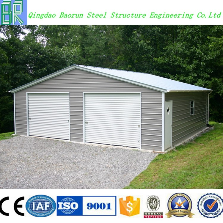 Modern cheap china made prefab garage for sale