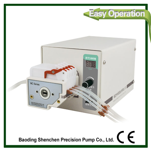 anticorrosion spraying peristaltic pump