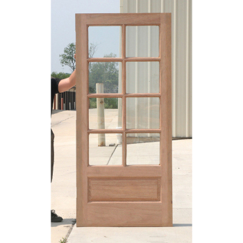 New Type Top Sliding Barn Door Hardware Wooden Doors