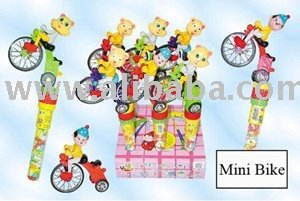 Mini Bike Toy Candy