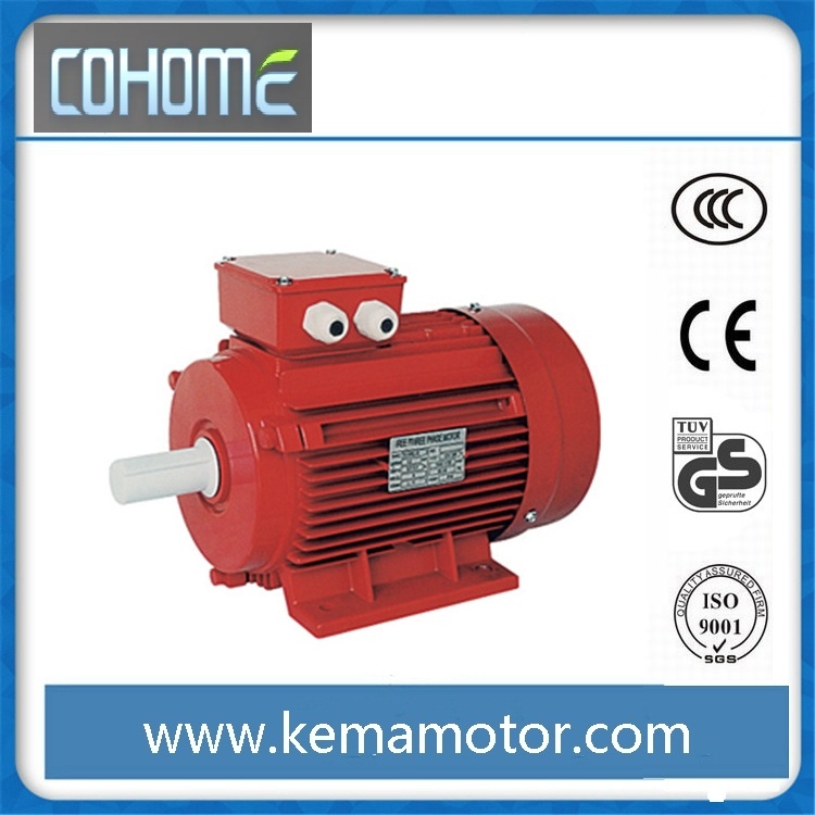 Y2 Series Iron Cast Housing Motors electric water motor pump 1hp
