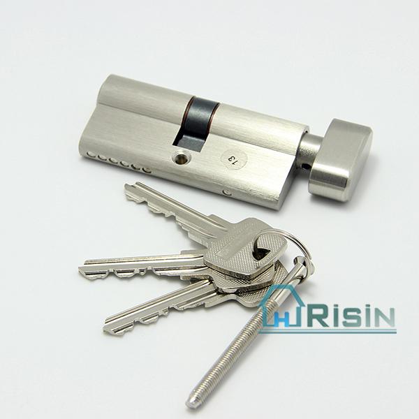 European Profile Door Lock Cylinder Types For Brass Door