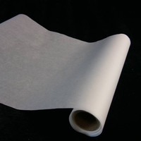 custom grease proof paper 40-60 gsm for food packing