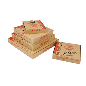 Wholesale Cheap Pizza Boxes,Rectangular Pizza Carton Packing Box Price, Custom Pizza Box Printed