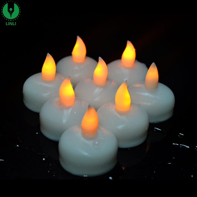 Manufacturer Waterproof Tealight Floating Cheap Led Candles