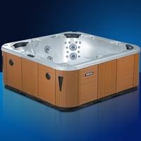 Jazzi Foot to Neck Massage Bathtub Machine SKT338G/ Outdoor Massage Spa Tub Balboa Controller Spa Tub