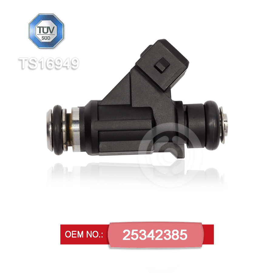 Fuel injector 25343351 Pack of 4