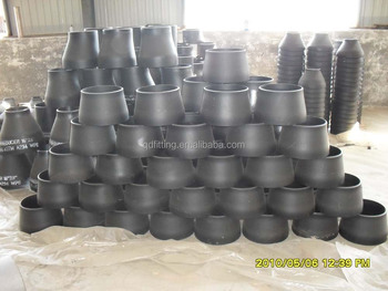 bw seamless carbon steel pipe concentric reducer