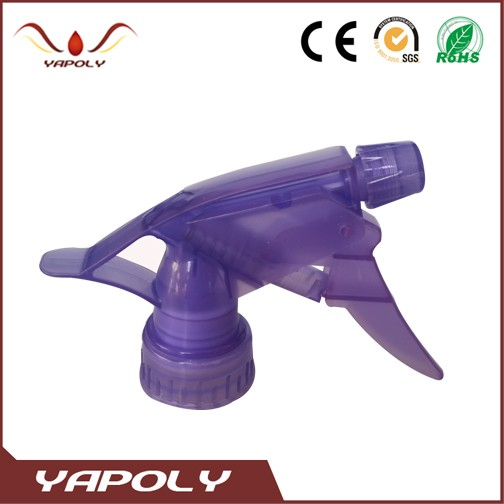 Plants watering plastic agricultural spray nozzle for sprayer bottles