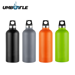 500ml Wholesale sports double wall stainless steel vacuum flask