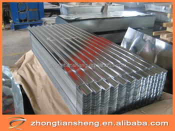 Roof Zinc Amp Aluminum Zinc Coated Galvanized Corrugated