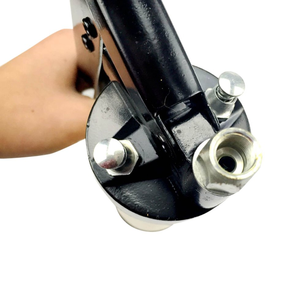 One hand Auto Professional Pneumatic Grip Grease Gun Delivers Repeating Air Operated Grease Gun Tool Oil Injector