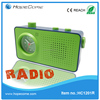 Innovative electronic gift for elderly people ,radio clock