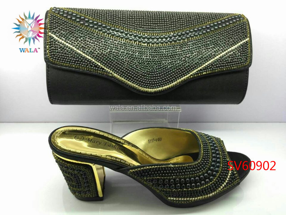 and sexy lady women shoes SV60902 silver shoes bag fashion Elegant party style cheap 1 Italian txUC8