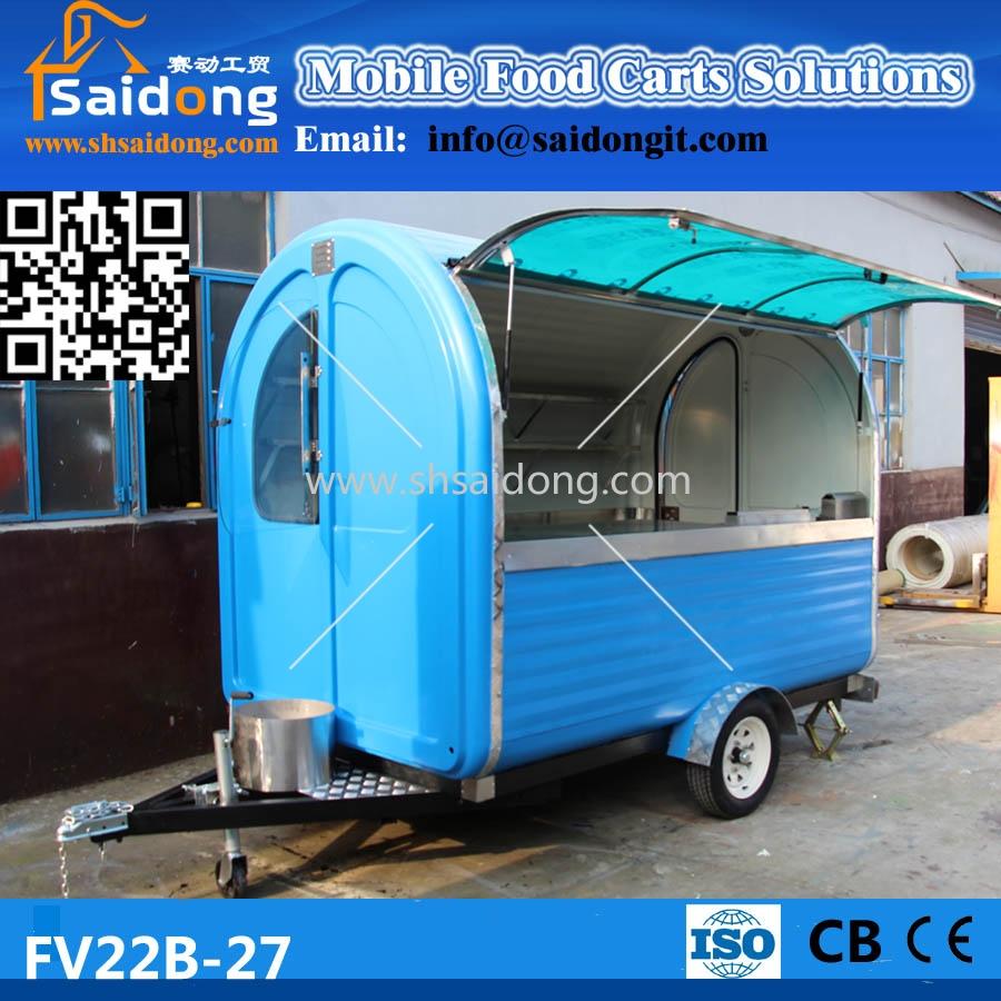 Alibaba Durable Food Truck