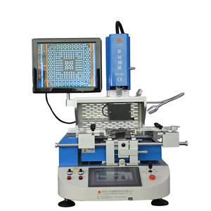 Chip removal machine tools wds-620 vga bga rework station repair machine for laptop motherboard