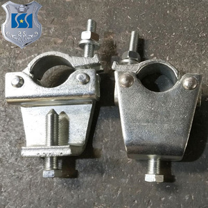 Scaffolding Used right angle coupler Korea Double Coupler Q235