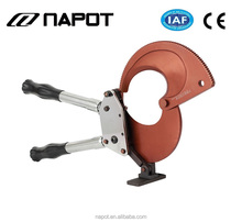 Manual Ratchet cable Cutter for cutting copper & Cu-Al armored cableJ95 hand tool wholesale
