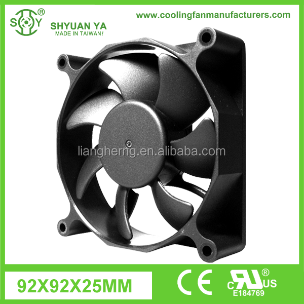 High Performance 12 Volt 9025 Water Resistant DC Fan