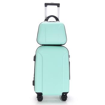 Shiny Abs Pc Trolley Bag Women Luggage Set Factory Luggage Trolley Bag ,  Buy Abs Pc Trolley Bag,Luggage Set,Luggage Trolley Bag Product on  Alibaba.com