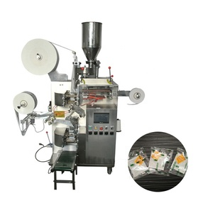 OEM Factory Tea Sachet Price With Filter Bag Packing Machine Papers