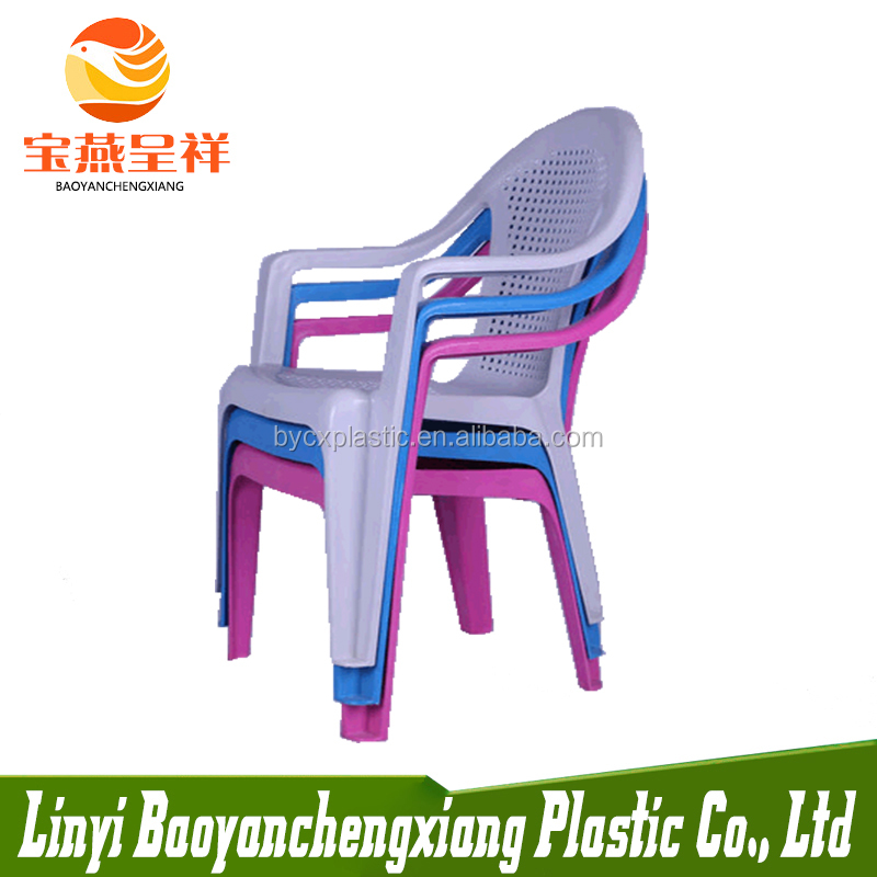 Cheap White Strong Plastic Table and Chair for Outdoor Picnic