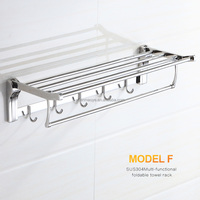 Foshan factory stainless steel heated towel rack,towel warmer rack