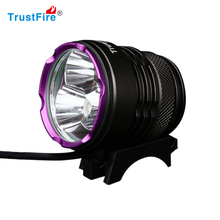 Trustfire unique bicycle light, D006 1100LM hunting and mountain equipment bulk buy bicycle lights