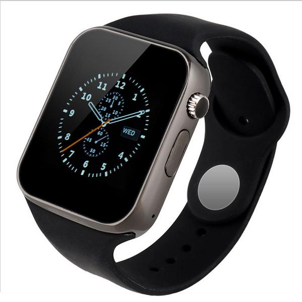 Стильные часы на андроид
